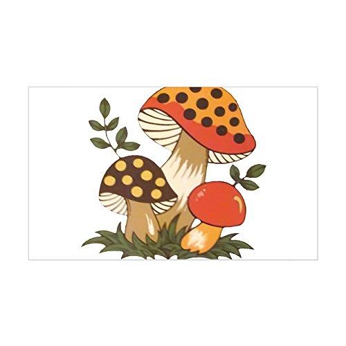 cafepress-merry-mushroom-sticker-rectangle-bumper-sticker-car-decal