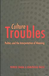 Culture Troubles: Politics and the Interpretation of Meaning