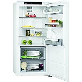 AEG SKE81226ZF Kühlschrank/130 l Kühlschrank ohne Gefrierfach/51 l 0 ...