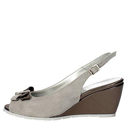 Cinzia Soft IAL02537 Sandal Damen Grau
