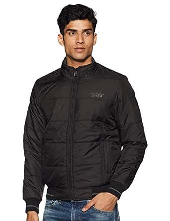 Qube by Fort Collins Men's Reversible Jacket (43188_M_Black)