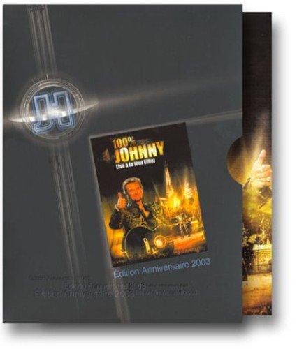 Bild von Johnny Hallyday : 100% Live à la Tour Eiffel - Édition Collector Anniversaire 2 DVD