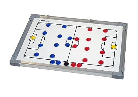 Samba Sports 30x45 Magentic Football Tactics Coaching Board