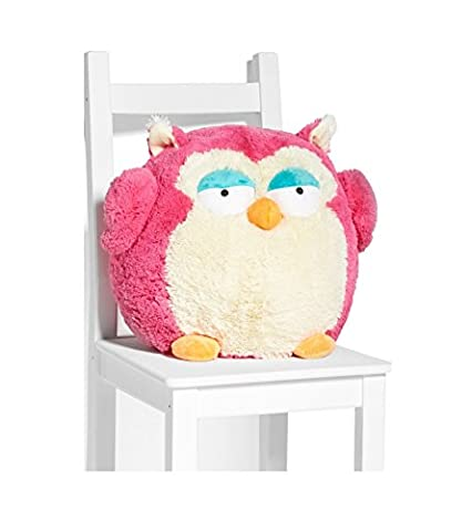 Squishable Pink Owl (15
