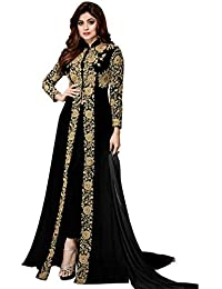 b0b432d7e44b6 Amazon.in: Anarkali - Salwar Suits / Ethnic Wear: Clothing & Accessories
