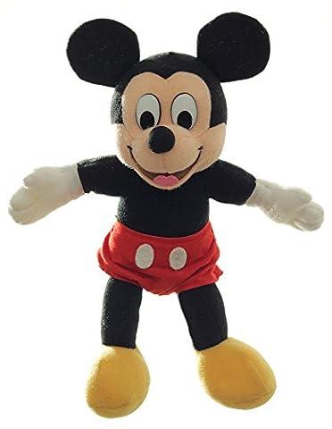 Plüschfiguren von Disney 17-24cm Micky Minni Winnie I-Aah Tigger und Ferkel Plüsch (Micky Maus)