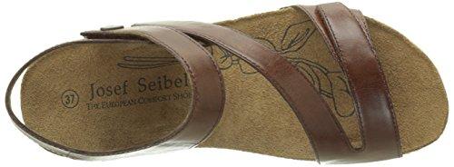 Josef Seibel Tonga 25 Damen Sandalen Braun - Marron (69 480 Camel)