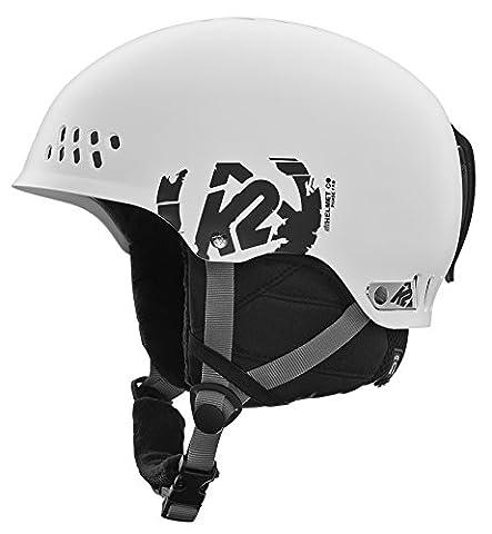 K2 Herren Skihelm Phase Pro, L/XL(59-62cm), White