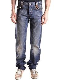 Dolce E Gabbana Homme MCBI099366O Bleu Coton Jeans