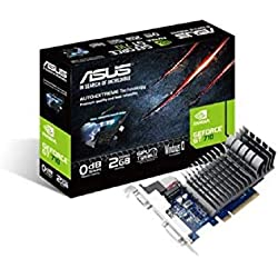 Asus GT710-2-SL Carte graphique Nvidia GT710 954 MHz 2048 Mo PCI Express