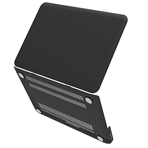 iBenzer Laptopschutz, weicher Kunststoff, für alle MacBooks/ MacBook Air, 33,8 cm/ 27,9 cm/ MacBook Pro, 33 cm/ MacBook Retina, 33 cm/ 38,1 cm/ 30,5 cm (Notebook Kollektion Essential)