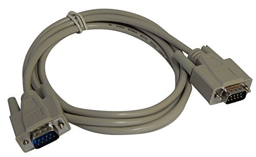 Ihr Kabel Store DB9 9 Pin Serial Port Kabel männlich/männlich RS232 006 FT (Modem, Gender Changer)