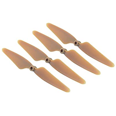 XCSOURCE 4pcs ABS Plastic Prop Blade Propeller CW CCW Spare Part Replacement kit for Hubsan H501S Drone RC334