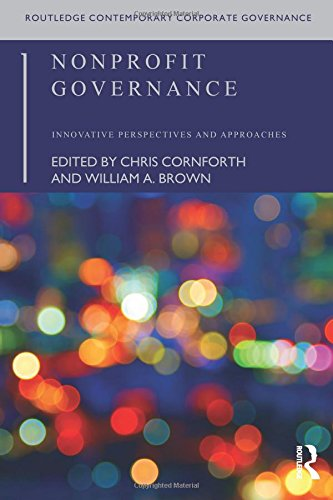 Download PDF] Nonprofit Governance (Routledge Contemporary
