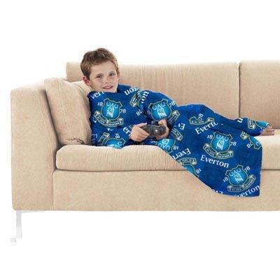 everton-fc-veste-zippe-snuggle-blanket-junior-snuggle-couverture-polaire-avec-robin-hood-direct-lot-