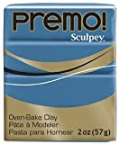 Premo - Pasta de modelar 56gr, color denim