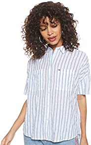 Tommy Jeans Women's TJW Summer Textured Stripe Bl