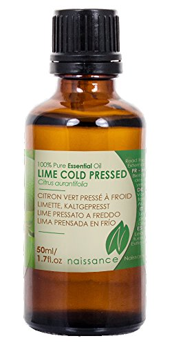 Naissance Huile Essentielle de Citron Vert Pressée à froid 100% pure - 50ml