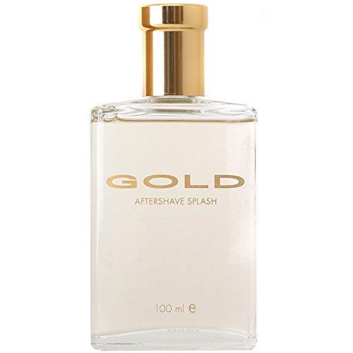 Parfums Bleu Limited Gold Aftershave 100ml Splash