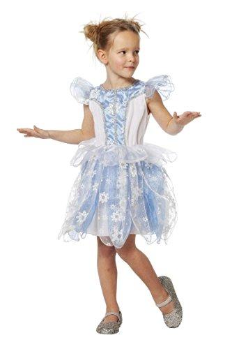 Wilbers Kinder Kostüm Ballerina Prinzessin Fee Elfe Karneval Fasching Gr.128