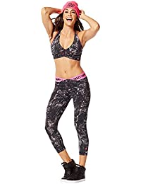 Zumba Fitness Get Charged Up Soutien-gorge Fille