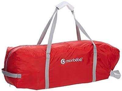 Mon Bebe cama paraguas Full Dreams Ribbon Red