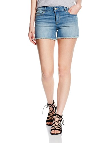 ONLY Damen Short 15115302, Blau (Medium Blue Denim), W32