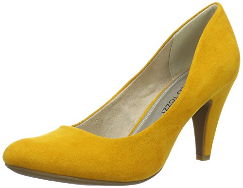 MARCO TOZZI Damen 22428 Pumps, Orange (Mango 637), 38 EU