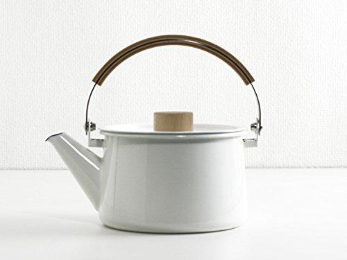 Kaico (Seidenraupe) IH gegen Wasserkocher 1.45L K-008 (Japan-Import)