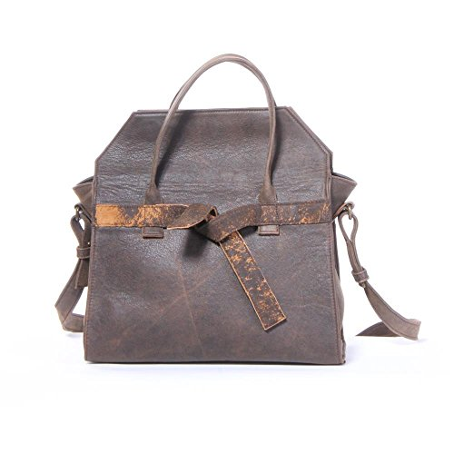 Miltipuce Millicent Shoulder Bag Umhängetasche Taschen Damen Matt Brown