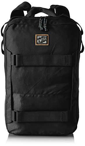 O 'Neill BM Boarder Plus Backpack Mochila, hombre, Bm boarder plus backpack, Black Out, 0