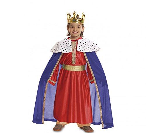 Imagen de viving  disfraz rey mago rojo1 2 años