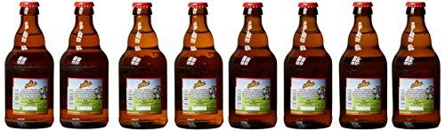 Bierundmehr Bier Grillbox im Geschenkkarton (8 x 0.33 l)