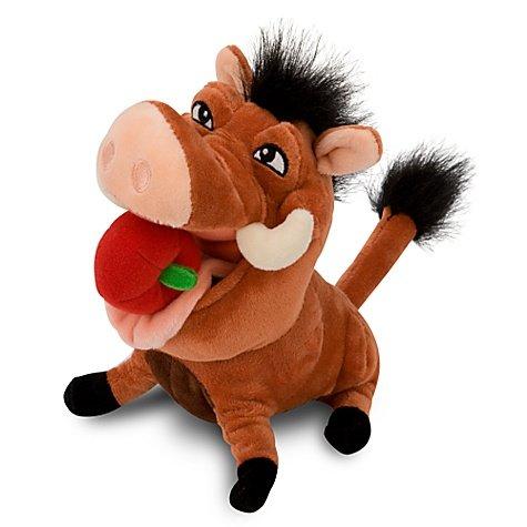 Le Roi Lion Mini peluche Pumbaa