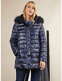 Amazon.it  Piumino Con Pelliccia - 100 - 200 EUR  Abbigliamento 377c61ac03fd