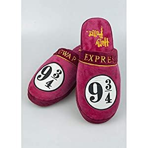Groovy Harry Potter Slippers 9 3/4 Hogwarts Express Size L Calzature 4