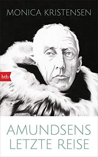 Buchseite und Rezensionen zu 'Amundsens letzte Reise' von Monica Kristensen