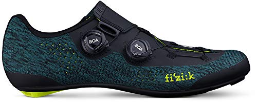 Fizik Infinito R1 Knit Shoes Teal Shoe