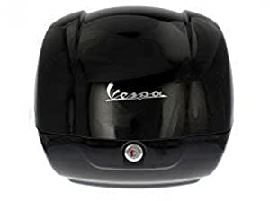 topcase koffer f r piaggio vespa gts super 300 schwarz. Black Bedroom Furniture Sets. Home Design Ideas