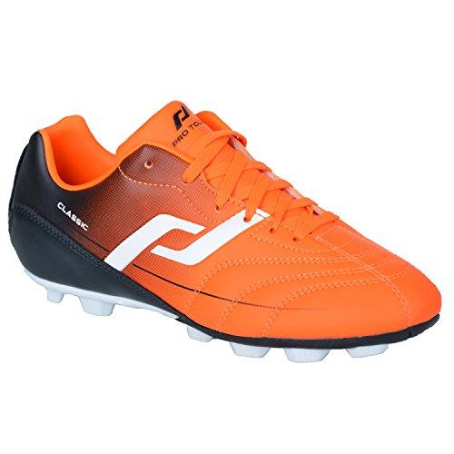 Pro Touch Fußb-Sch.Classic Hg Jr. - orange/schwarz orange/schwarz