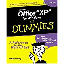 [(Office XP For Dummies )] [Author: Wallace Wang] [May-2001]