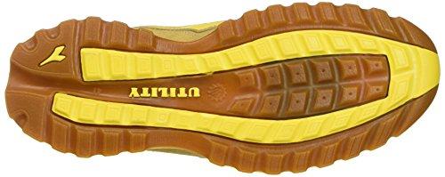 Diadora Unisex-Erwachsene Glove Ii Low S1p Hro Arbeitsschuhe Gelb (Cammello)