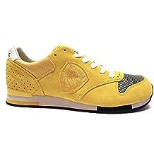 Blauer - Zapatillas para hombre amarillo amarillo