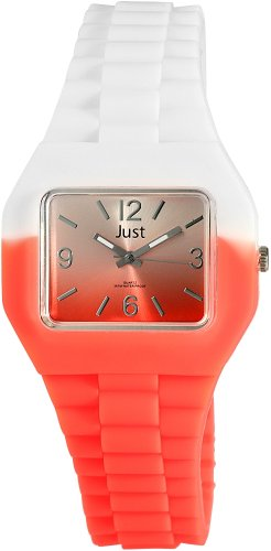 Just Watches 48-S6501-WH-OR - Orologio unisex