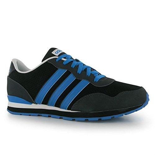 adidas-mens-jogger-clip-nb-trainers-casual-sports-shoes-footwear-blkgrey-solblue-uk-9-433
