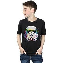 Star Wars Niños Stormtrooper Command Art Camiseta