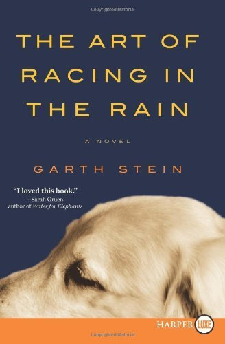 The Art of Racing in the Rain LP by Stein, Garth (2008) Paperback
