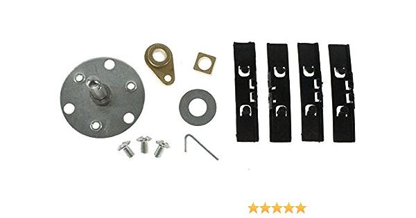 GENUINE Indesit IS60V IS60 Tumble Dryer Drum Shaft Bearing Repair Kit  *NEW*