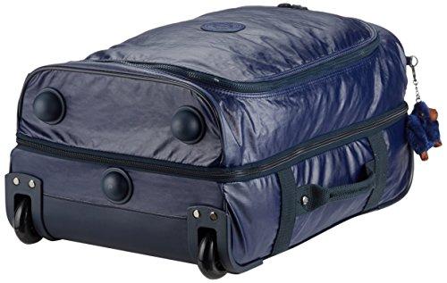 Kipling – TEAGAN S – 39 Litros – Lacquer Indigo – (Púrpura)