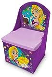 Princesse Raiponce Fauteuil - Chaise Pliable de Rangement Tangled - Disney - 48x28x28...